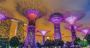 Pacote Malásia - Singapura