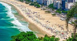 Pacote Praia de Copacabana
